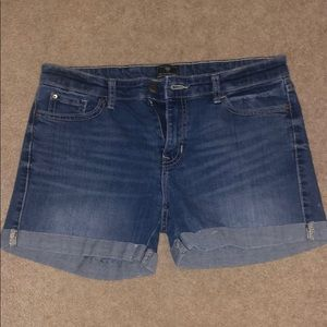 Gap Blue Jean Shorts